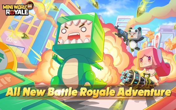 Mini World Royale screenshot 11