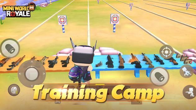 Mini World Royale ảnh chụp màn hình 3