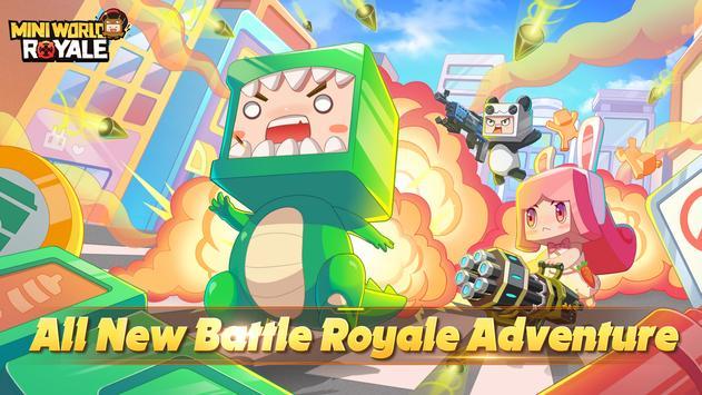 Mini World Royale ảnh chụp màn hình 5