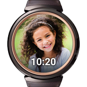 PhotoWear Photo Watch Face icône