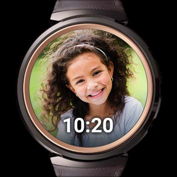 PhotoWear Photo Watch Face capture d'écran 8