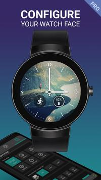 PhotoWear Photo Watch Face Affiche