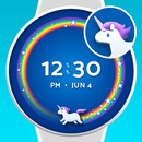 Unicorn Wear - Be You - Be Fabulous! for Wear OS APK