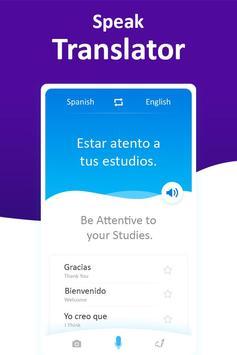 Speak and Translate -  Language Translator screenshot 2