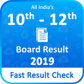 All Board Exam Results 2019 - 10 & 12 Class Result icon
