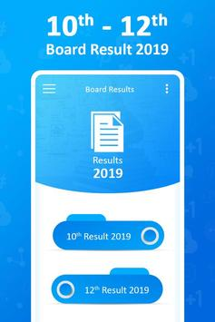 All Board Exam Results 2019 - 10 & 12 Class Result poster