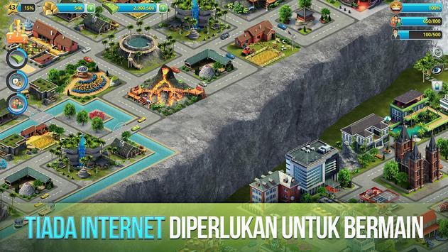Pulau Bandar 3 - Building Sim Offline syot layar 5