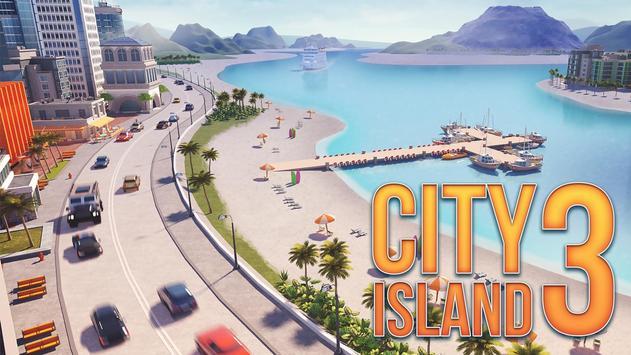 Poster City Island 3