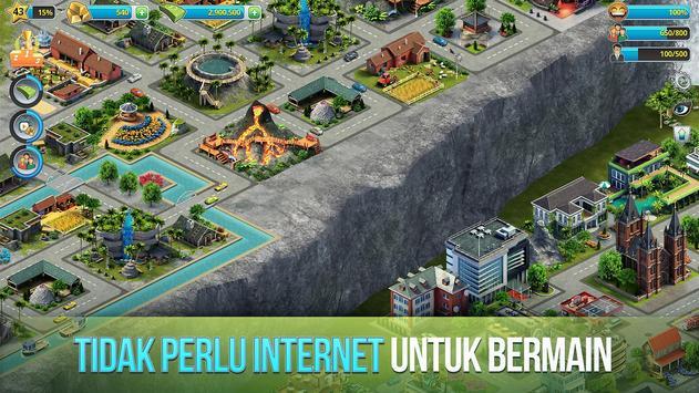 Kota Pulau 3 - Building Sim Offline screenshot 19