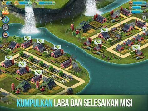 Kota Pulau 3 - Building Sim Offline screenshot 10