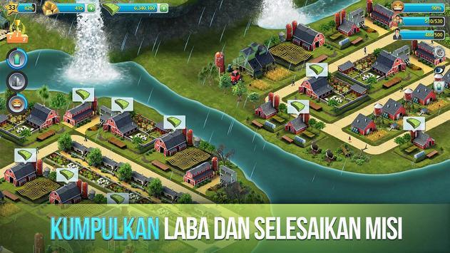 Kota Pulau 3 - Building Sim Offline screenshot 3