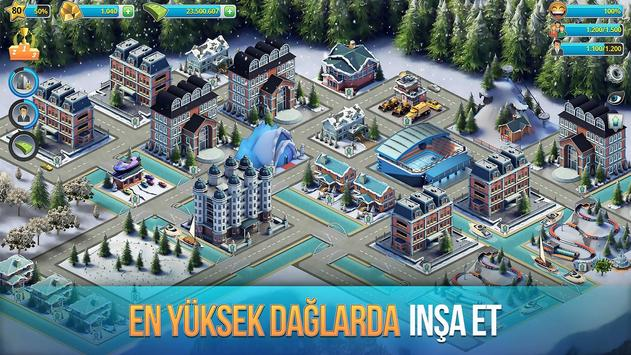 City Island 3 Ekran Görüntüsü 4
