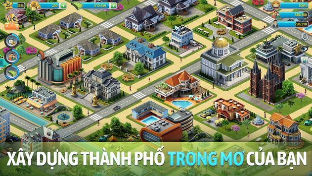 Đảo Thành Phố 3 -  Building Sim Offline ảnh chụp màn hình 15