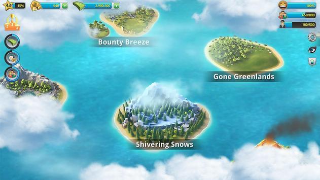 Đảo Thành Phố 3 -  Building Sim Offline ảnh chụp màn hình 20