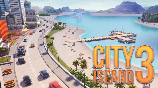 City Island 3 poster