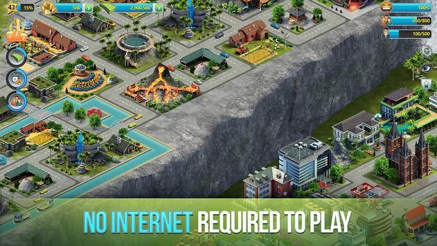 """3: العب """"Building Sim"""" تصوير الشاشة 19"""