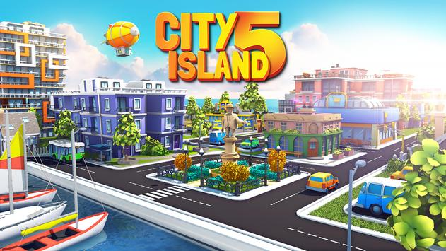 City Island 5 poster