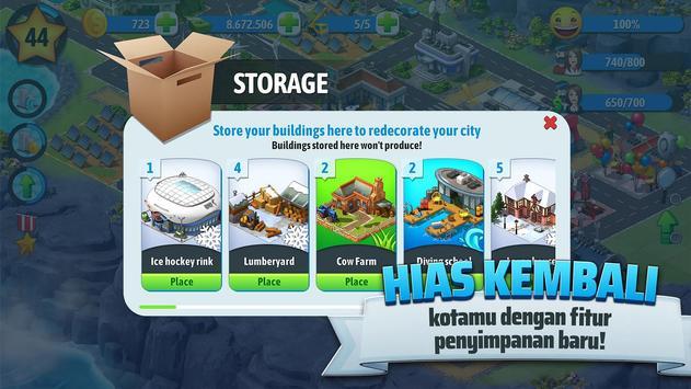 City Island 5 screenshot 5