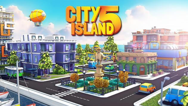 City Island 5 ポスター