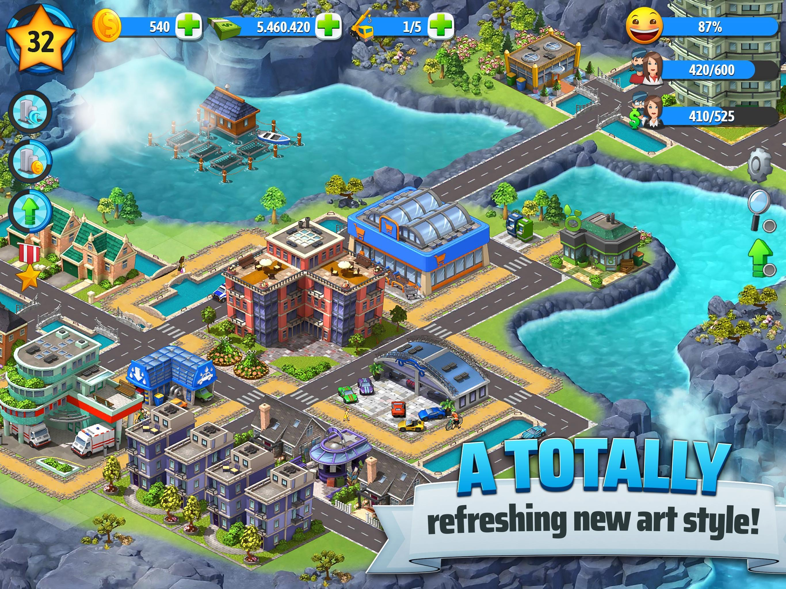 City Island 5 for Android - APK Download
