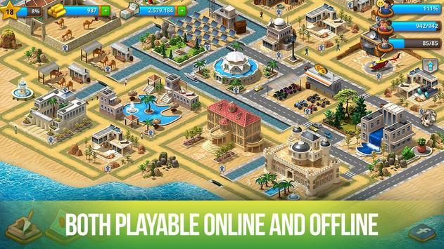 Paradise City: Island Sim - Build your own city स्क्रीनशॉट 4