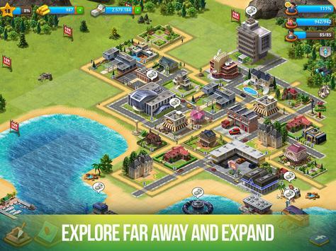 Paradise City: Island Sim - Build your own city स्क्रीनशॉट 8