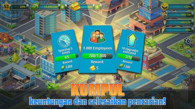 Town Building Games: Tropic City Construction Game syot layar 18