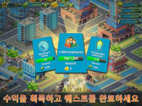 Town Building Games: Tropic City Construction Game 스크린샷 11
