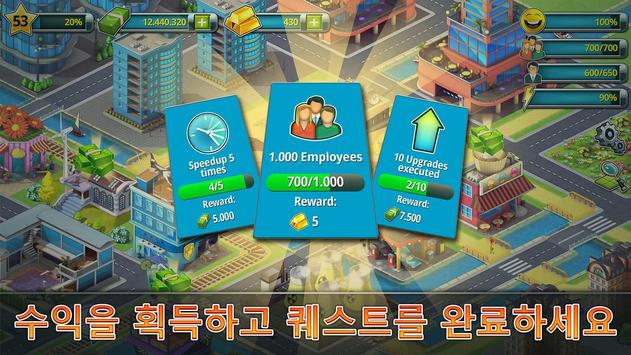 Town Building Games: Tropic City Construction Game 스크린샷 4