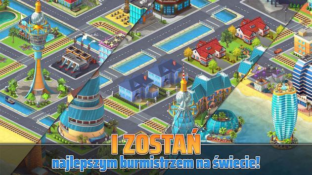 Town Building Games: Tropic City Construction Game screenshot 20