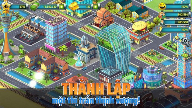Tropic Town: Sim đến Th.đường Paradise Escape Game ảnh chụp màn hình 15