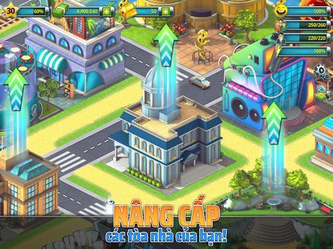 Tropic Town: Sim đến Th.đường Paradise Escape Game ảnh chụp màn hình 10