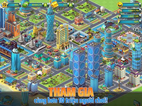 Tropic Town: Sim đến Th.đường Paradise Escape Game ảnh chụp màn hình 12