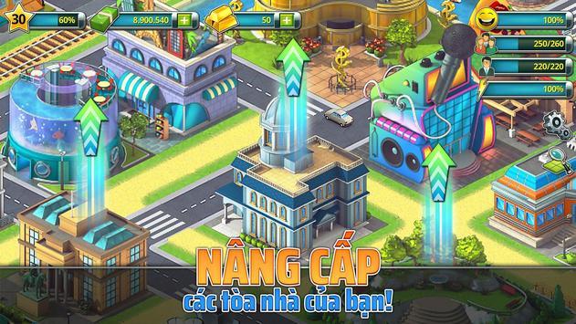 Tropic Town: Sim đến Th.đường Paradise Escape Game ảnh chụp màn hình 3