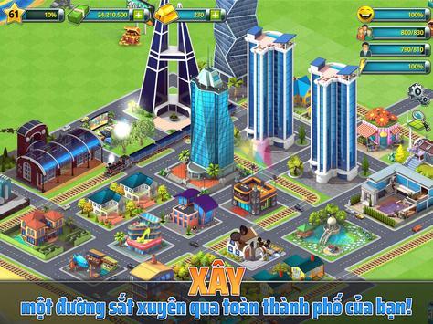 Tropic Town: Sim đến Th.đường Paradise Escape Game ảnh chụp màn hình 9