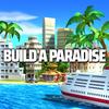 熱帶天堂:小鎮島 - 城市建造模擬遊戲 Tropic Paradise: Town Sim Bay 圖標