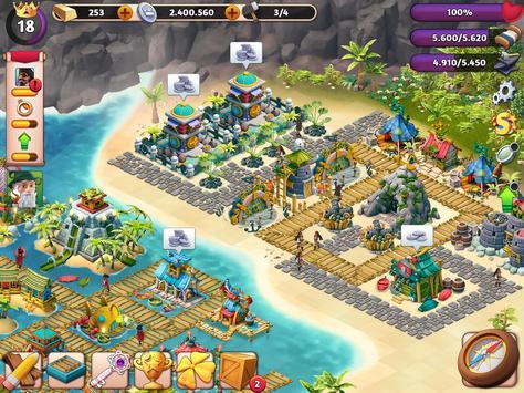 Fantasy Island Sim screenshot 16