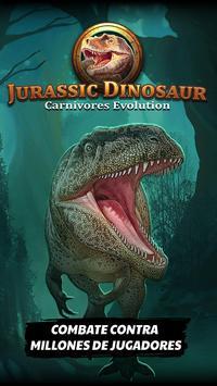 Dinosaurio Jurásico: Carnivores Evolution Dino TCG Poster