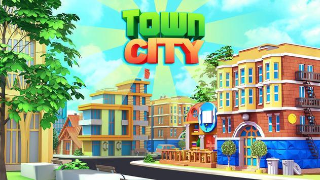Town City - Village Building Sim Paradise Game تصوير الشاشة 10