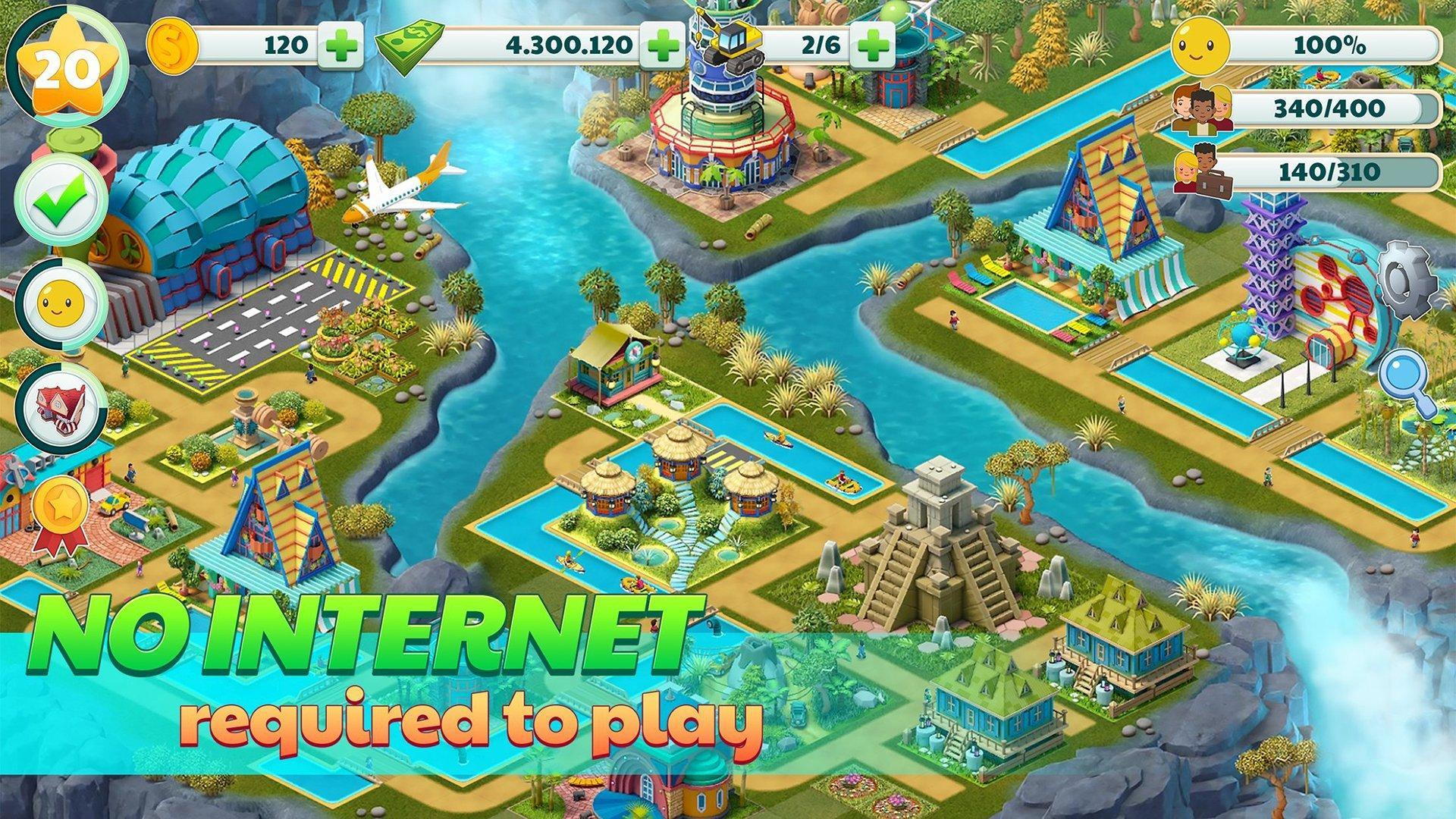 games online city town