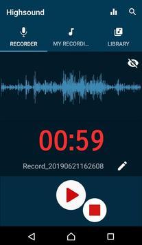 Highsound screenshot 2
