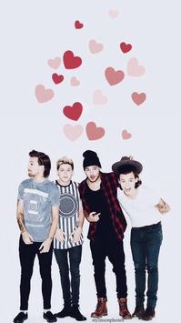 One Direction Wallpaper screenshot 6