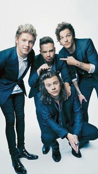 One Direction Wallpaper poster