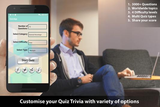 Quiz screenshot 1