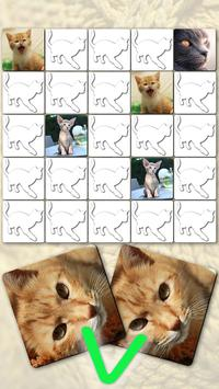 Puzzle Games free: Cute Cats poster