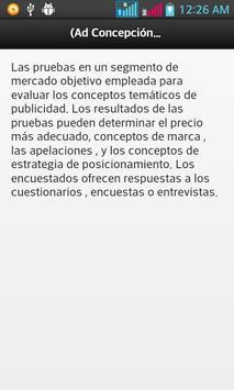 diccionario Marketing screenshot 2