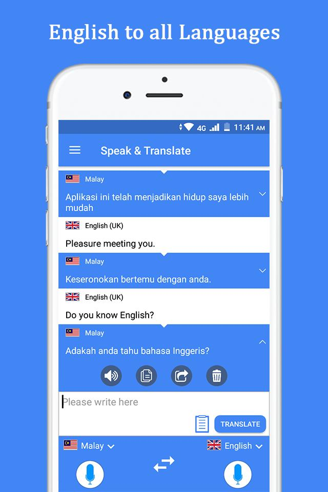 Speak And Translate Voice Translator Interpreter For Android Apk Download