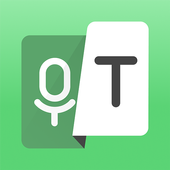 Voicepop - Transcribe Voice to Text icon