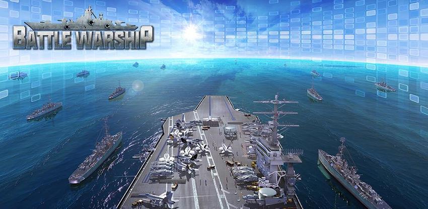 Battle Warship:Naval Empire APK
