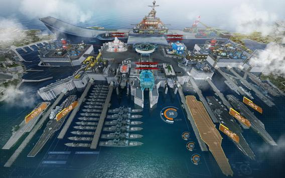 Battle Warship ảnh chụp màn hình 6
